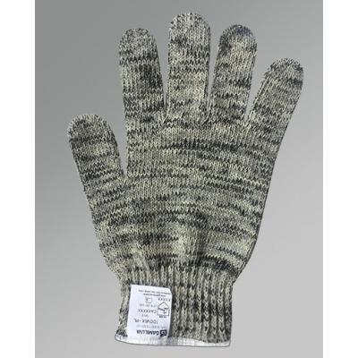 Luva Tricota em fios de  Algodão / Poliéster REF 100MIX