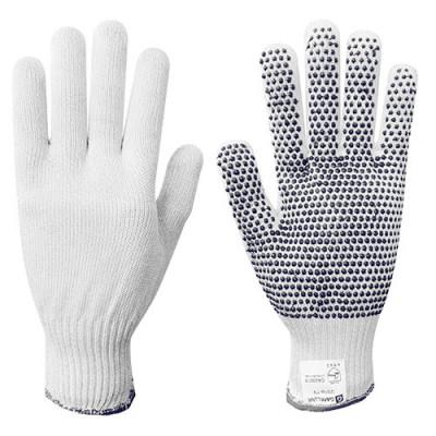 244a7e382d26f LUVAS ONLINE  Luva de segurança tricotada em fios de fibra sintética ...