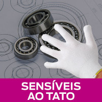 Linha Sensíveis ao Tato